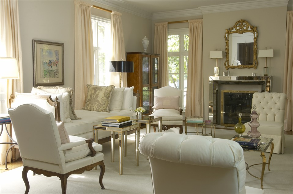 Interior Designer Jan Showers