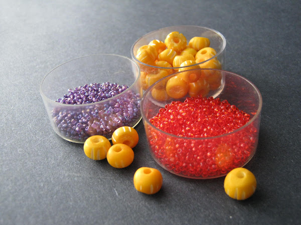 Putting Up Preserves Bead Color Idea
