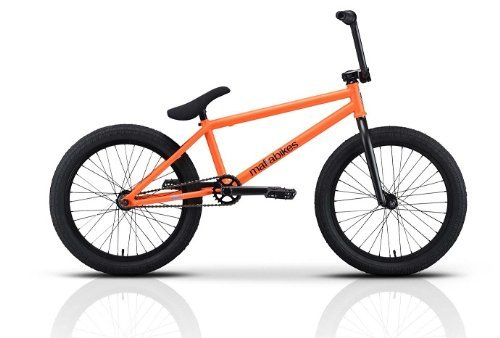 Cheap Online Mafiabikes Clip 2 20 Inch Bmx Orange Brand New Model Brakeless