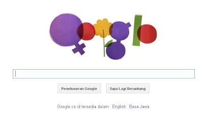 Hari Perempuan Sedunia -Google