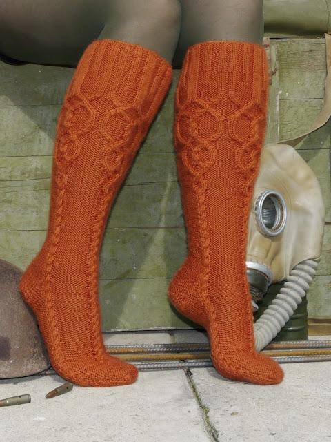 Provocare tricotat nr. 1 - Şosete, botoşei, jambiere. - Pagina 4 P1260816