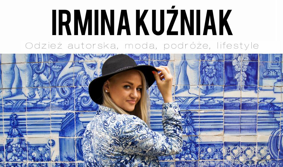 Irmina Kuźniak Odzież autorska