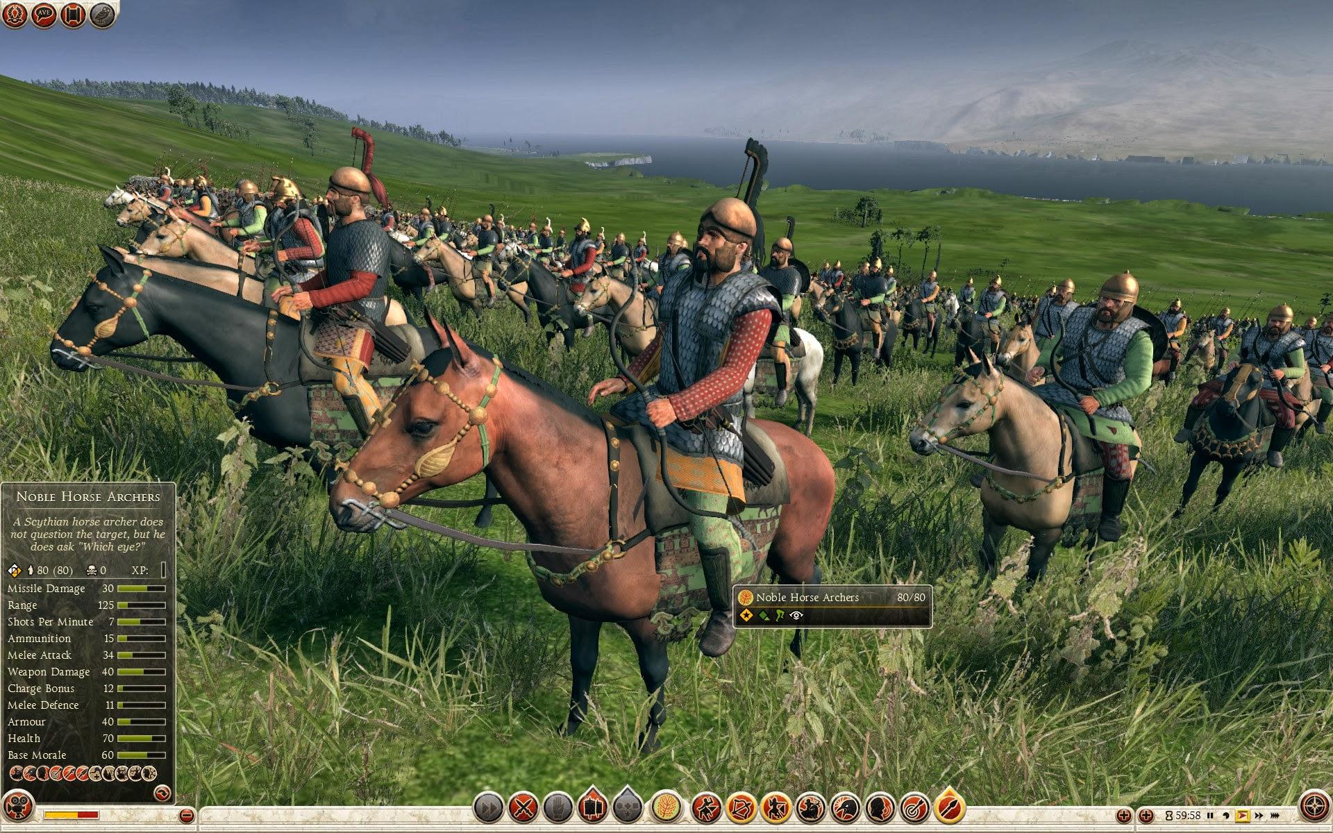 Noble Horse Archers