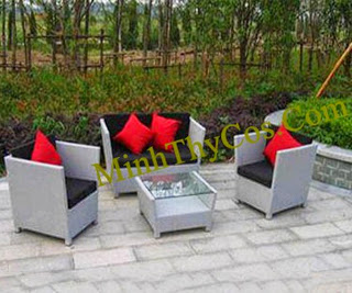 Rattan Sofa Set-MT120