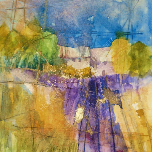 Ali Lindley, Lavender Fields