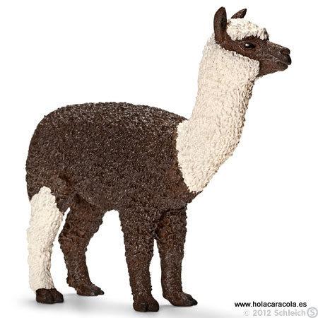 Schleich® 13704 Yegua de Alpaca