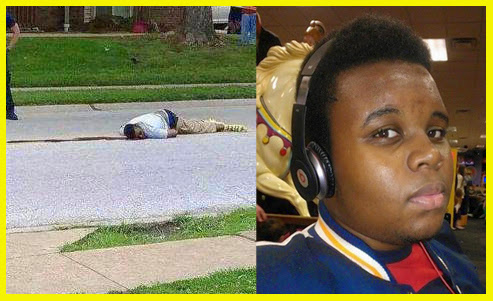 New video shows controversial remarks by Michael Brown's step-father