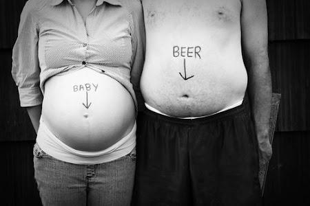 cerveja dá barriga sim