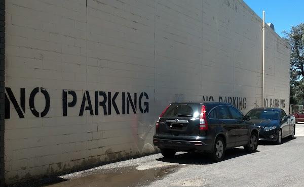 cape st parking