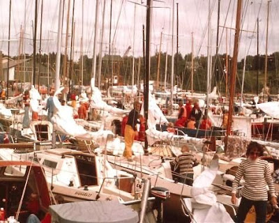 Pinsestævne 1977 i Lynæs