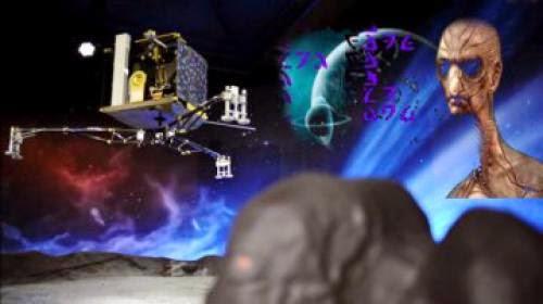 Missione Rosetta Secondo Il Quotidiano The Guardian La Cometa 67P Un Oggetto Alieno