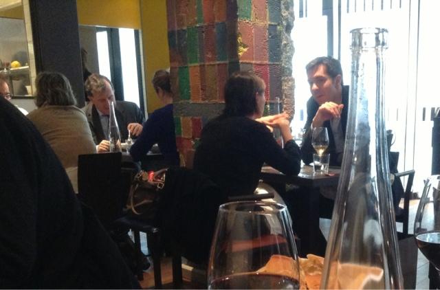 Restaurant Kitchen Gallery Paris paris breakfasts: ze kitchen galerie