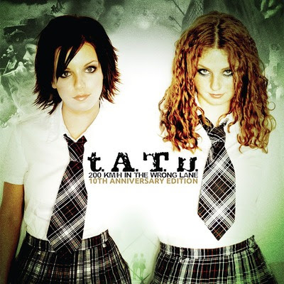 t.A.T.u – A Simple Motion Lyrics