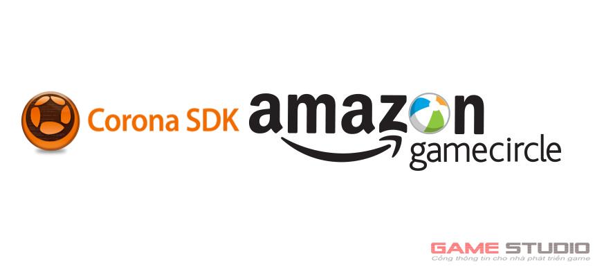 Coronalabs công bố hỗ trợ Amazon GameCircle