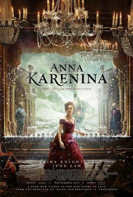 Plakat filmu Anna Karenina