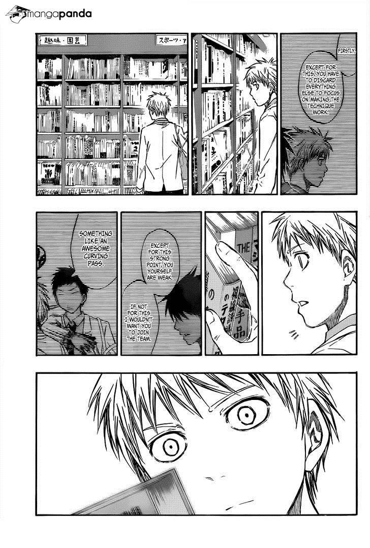 Kuroko no Basket Manga Chapter 206 - Image 14