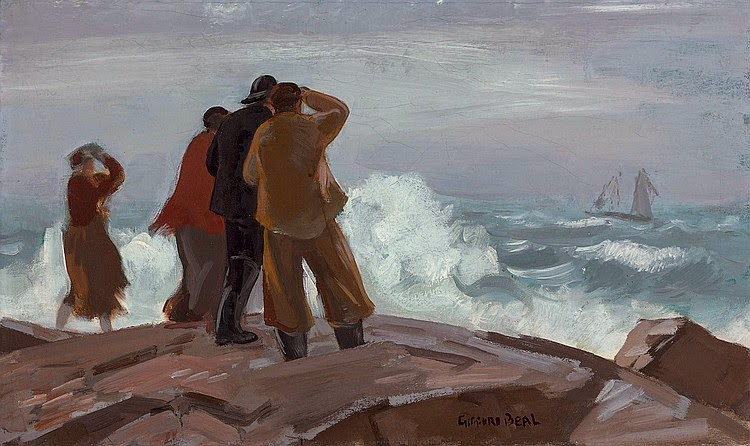 Gifford Beal - Gray Gale