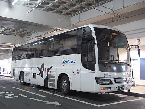 西日本鉄道「どんたく号」 4012