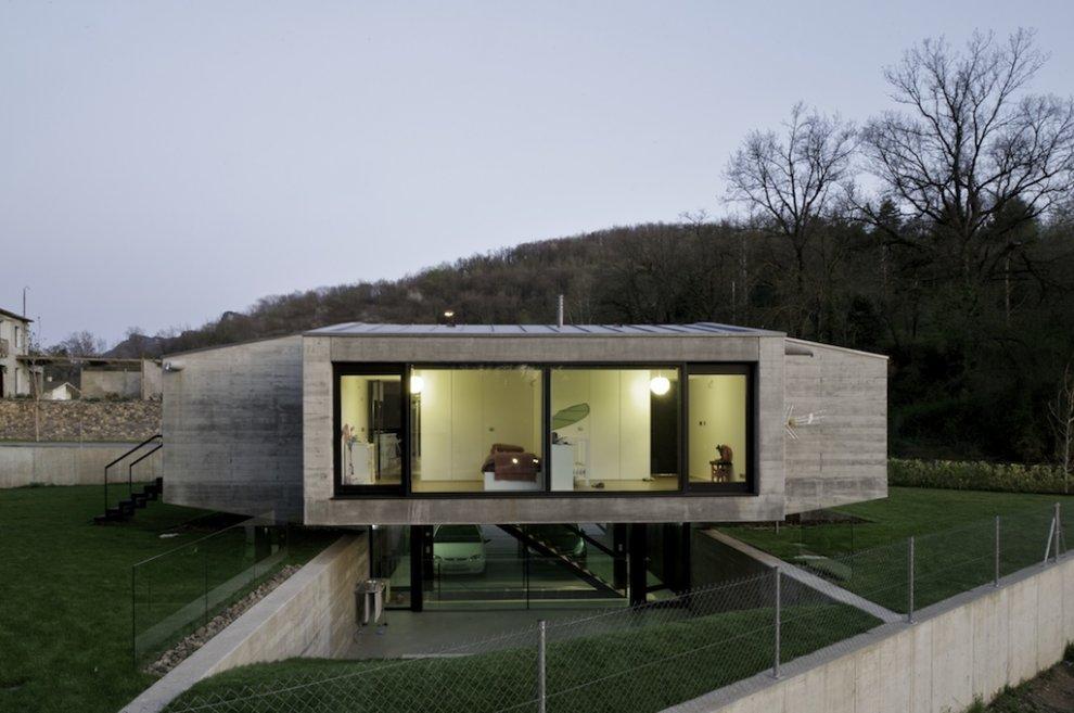 Casa Pocafarina design by Hidalgo Hartman