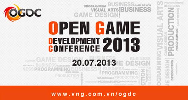 Hội thảo OGDC 2013 sẽ diễn ra vào cuối tháng này 2