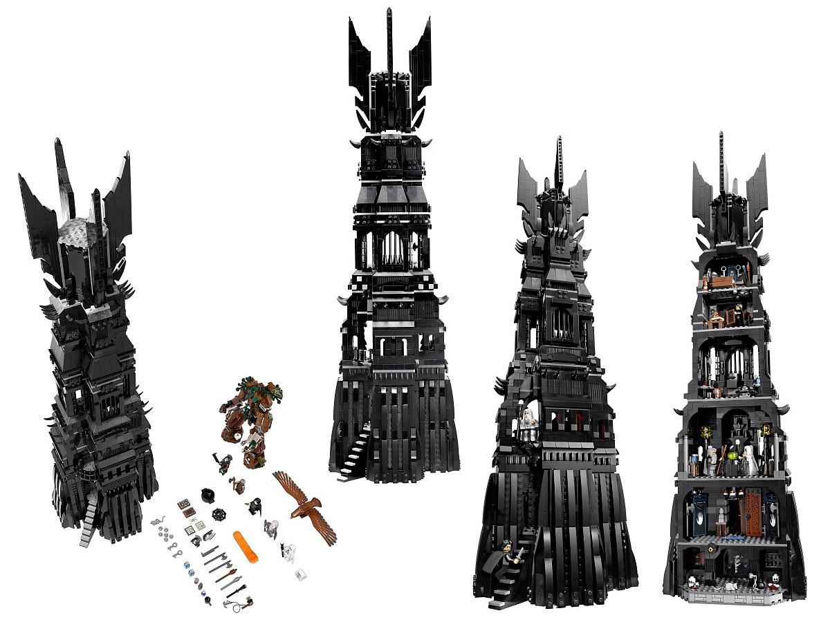 10237 レゴ オルサンクの塔(ロード・オブ・ザ・リング)