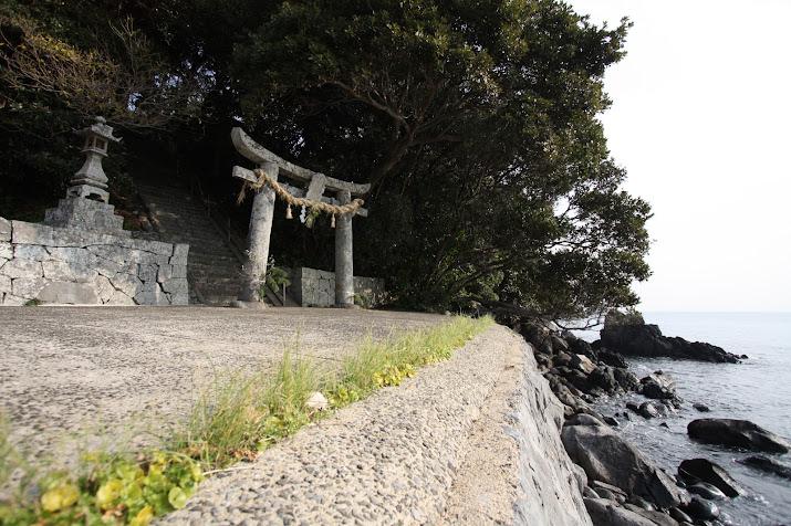 志々岐神社