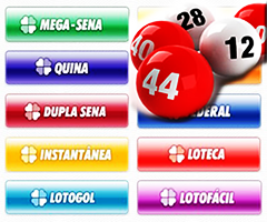 Anote os números e faça seu jogo na loteria