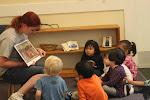 LePort Montessori Preschool Toddler Program Huntington Beach - reading time
