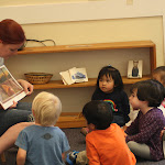 LePort Montessori Preschool Toddler Program Huntington Beach - reading time
