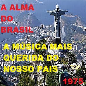 (4 CD's) Colección A Alma do Brasil