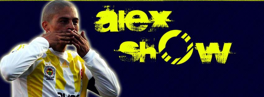 Alex De Souza show kapak fotoğrafları