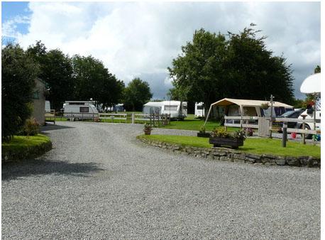 Lydford Caravan And Camping Park