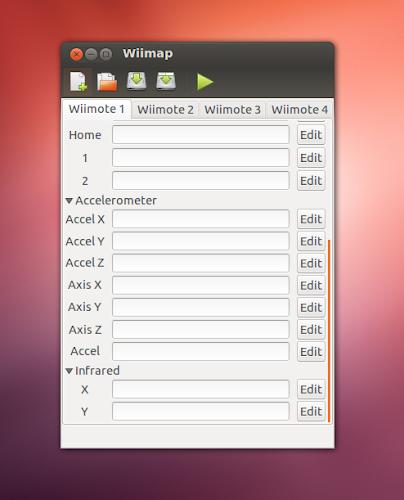 Wiimap su Ubuntu