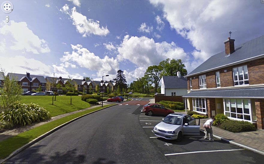 36 странни и забавни снимки от Google Street View