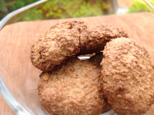 Simply, Healthy, Gluten Free, Vegan Cookies