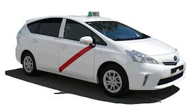 Campaña informativa sobre el nuevo Reglamento del Taxi 2019