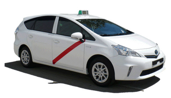 Ayudas para la compra de nuevos taxis etiqueta ECO y CERO en 2020