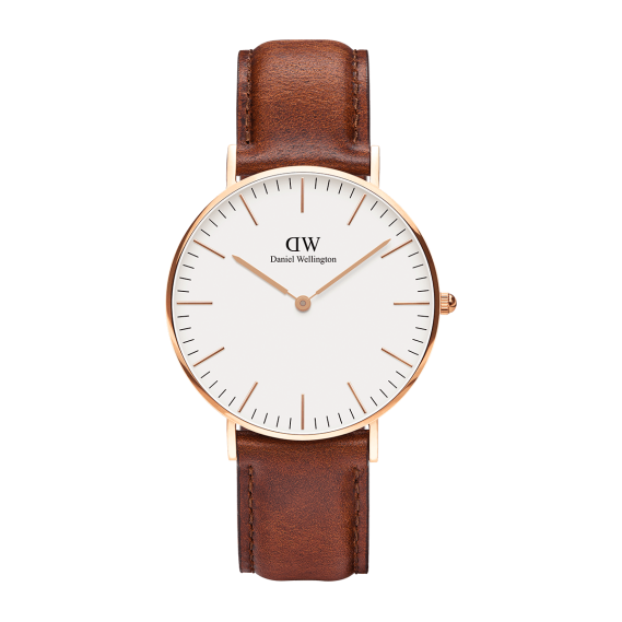 Classic St Mawes 36 Rose Gold