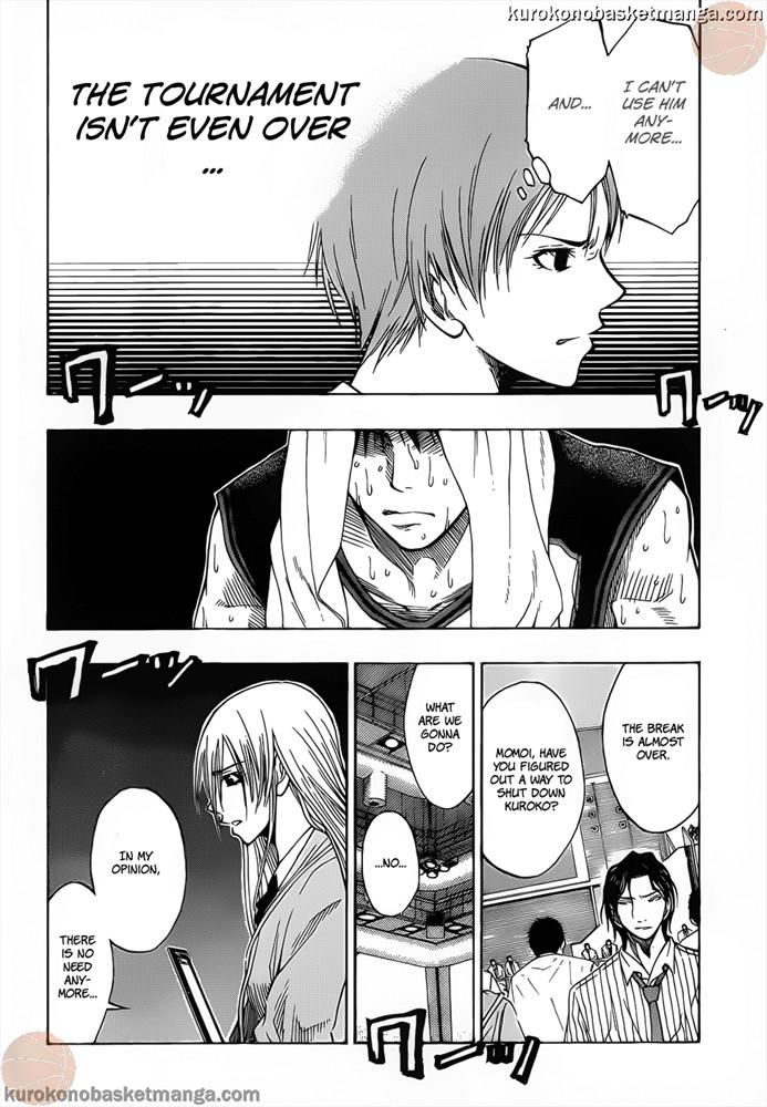 Kuroko no Basket Manga Chapter 51 - Image 06