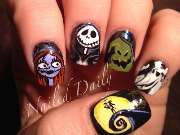 Day 289 - Nightmare Before Christmas
