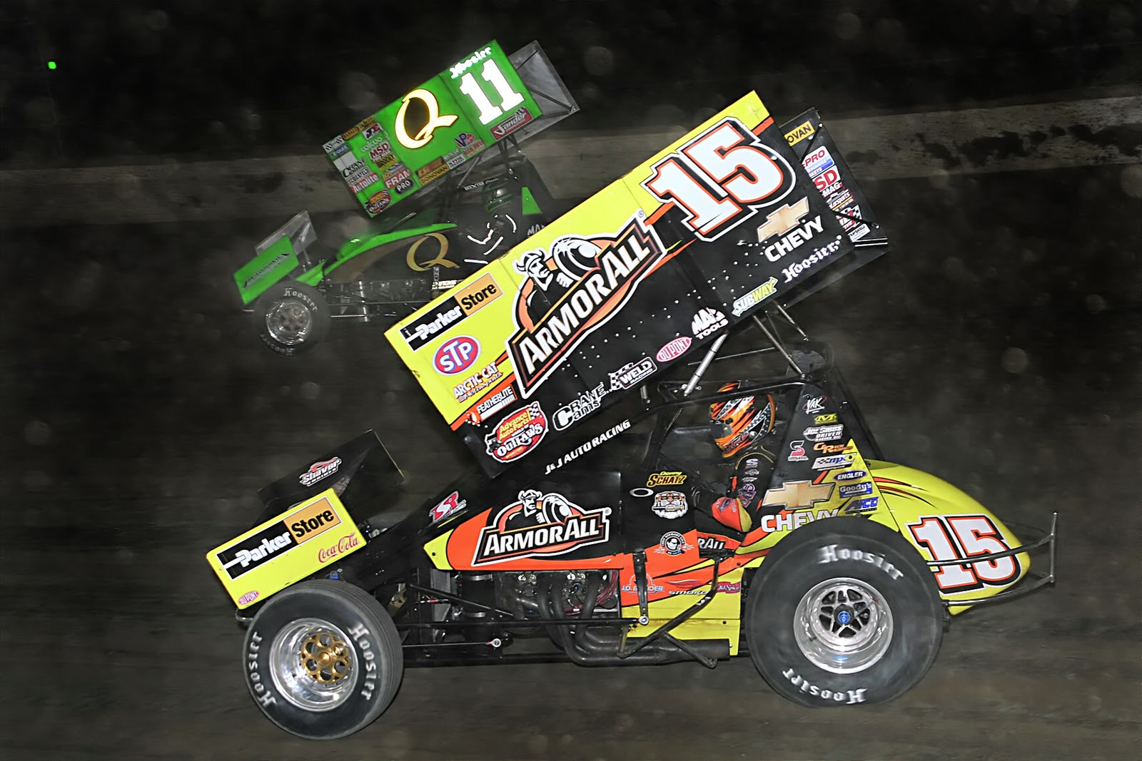 Sprint Car Chatter: March 2011