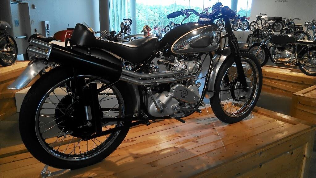 diary essay motorcycle