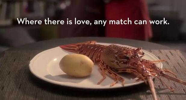 Where There Is Love Any Match Can Work — Fun Ad Campaign From La Cucina Italiana