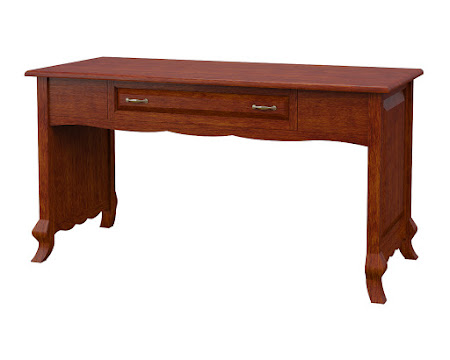 Orleans Writing Desk in Dakota Maple
