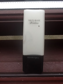 illamasqua, skin base, foundation, review, blog, white, 01, makeup, make up, beauty