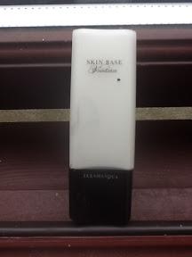 illamasqua, skin base, foundation, review, blog, white, 01, makeup, make up, beauty