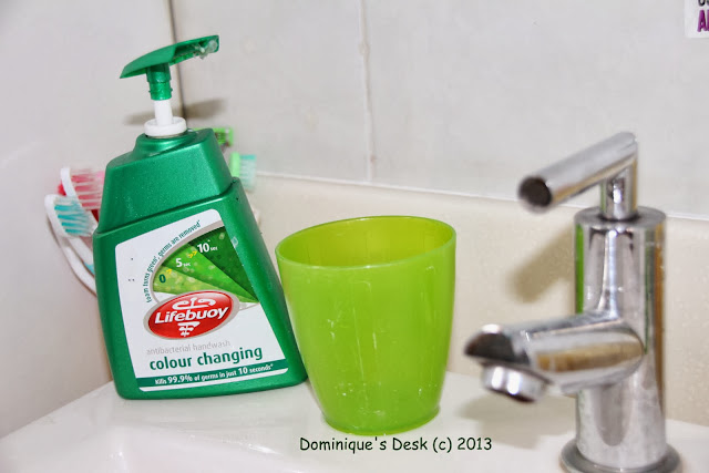 Lifebuoy Color Changing Soap