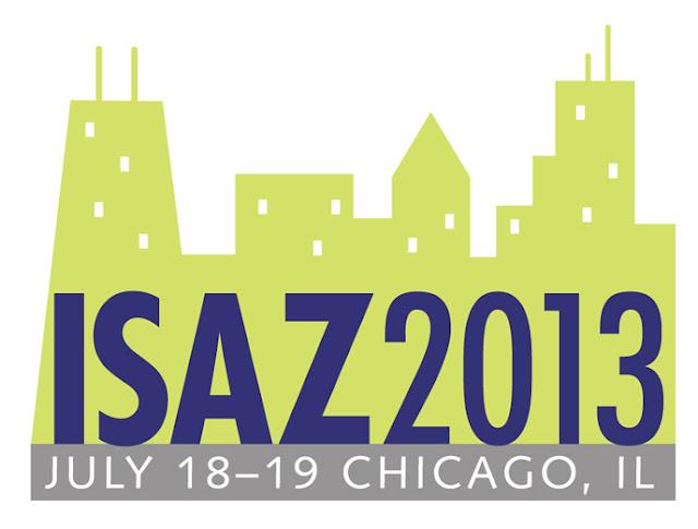 ISAZ 2013 Logo