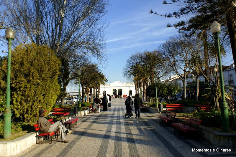 Tavira, Jardim do Coreto