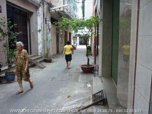 Bán nhà Lạc Long Quân , Quận Tân Bình 2, 5 tỷ - NT15